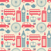 Fondo de londres — Vector de stock