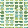 Sunglasses Background — Imagen vectorial