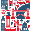 Stock Vector: London Symbols Collection