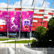 NATIONAL STADIUM IN WARSAW, POLAND — Stock Photo #10853209