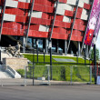 NATIONAL STADIUM IN WARSAW, Euro 2012 — Stock Photo #10853624