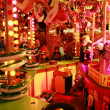 Fun at the fairground - Stockfoto