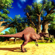 Spinosaurus - Stock Photo