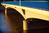 Bridge in city — Stock Photo