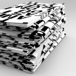 Newspapers — Stock Photo #11780959