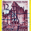 Royalty-Free Stock Photo: GERMANY - CIRCA 1938: A stamp printed in Germany
