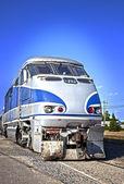Train de voyageurs. — Photo