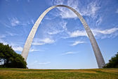 Gateway arch — Stock Photo