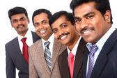 Group of Indian business people — Stock Photo