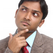 Indian business man portrait — Stock Photo #12050805