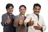 Erfolgreiche indische wirtschaft — Stockfoto