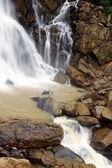 Waterfall in India. — Stock Photo
