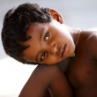 Cute Indian little boy — Stock Photo