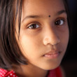 Stock Photo: Beautiful Indian little girl