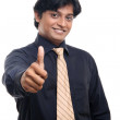 Successful indian businessman - Stock Photo