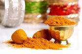 Turmeric powder — Stock Photo