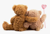 Teddy bears — Stock Photo