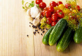 Vegetables — Foto Stock