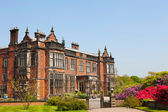 Stately home in Cheshire, England — Стоковое фото