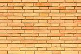 A bricks wall detail, as a texture o wallpaper — Stock Photo