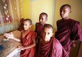 School of the Buddhism — Stock Photo