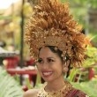 Indonesian bride — Stock Photo #11456793