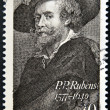 图库照片: GERMANY - CIRC1977: stamp printed in Germany shows Peter Paul Rubens , circ1977