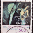 GERMANY - CIRC1999: stamp printed in Germany shows Richard Strauss and Marie Wittich in role of Salome, circ1999 — Stok Fotoğraf #10893275