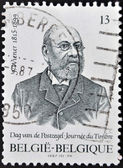 BELGIUM - CIRCA 1987: A stamp printed in Belgium shows Jacob Wiener, circa 1987 — Photo