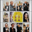 BURYATI- CIRC2000: Collection stamps dedicated to 72nd Academy Awards, circ2000 — Stock Photo #11244334