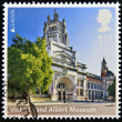 UNITED KINGDOM - CIRCA 2012: A stamp printed in Great Britain shows Victoria and Albert Museum, circa 2012 - Stock Photo