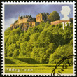 UNITED KINGDOM - CIRCA 2012: A stamp printed in Great Britain shows Stirling Castle, circa 2012 - Stock Photo