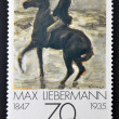 Royalty-Free Stock Photo: GERMANY - CIRCA 1978: A stamp printed in Germany shows \