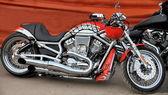 Motorcycle Harley — Stock Photo