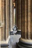 大教堂喀山的柱廊 — 图库照片