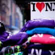 Foto de Stock  : I love New York