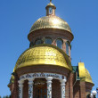 Domes of church — Foto de stock #11452133