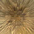 Brown abstract sharp background — Stock Photo