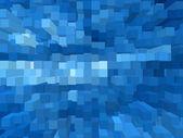 Modré pozadí abstraktní — Stock fotografie