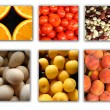 Stock Photo: Images from fruit and vegetables