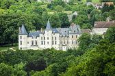 Castle in Burgundy — Stock Photo