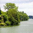 Stock Photo: Pont-sur-Yonne