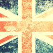 Vintage Union Jack — Stock Photo