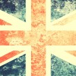 Vintage Union Jack — Stock Photo #11047962