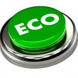 Eco Button — Stock Photo