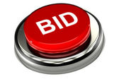 Bid Button — Stock Photo
