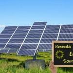 Renewable Energy Source — Stock Photo
