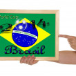 Royalty-Free Stock Photo: World Cup - Brasil 2014
