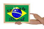 World Cup - Brasil 2014 — Stock Photo