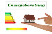 Energy Consulting — Stock Photo